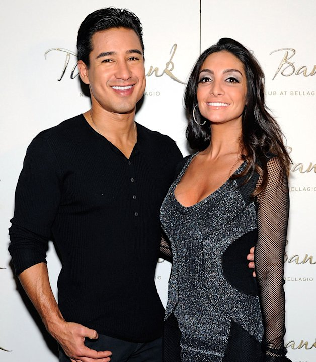 Mario Lopez (wife is Courtney …