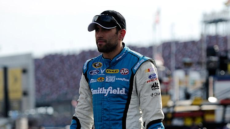 Rainout gives Almirola top starting spot