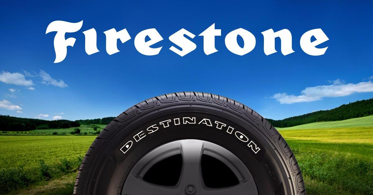 Firestone® Summer Tire Promo