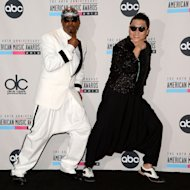 MC Hammer and Psy