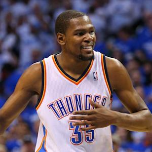 Report: Warriors heavy favorites if Kevin Durant leaves Thunder