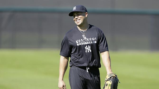 Beltran hopes to earn 1st Series ring with Yankees