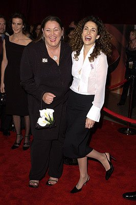 Rachel Griffiths, Camryn Manheim and Melina Kanakaredes 53rd Annual Emmy Awards - 11/4/2001