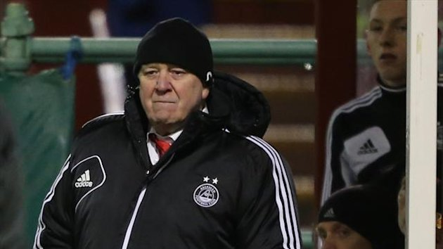 Craig Brown's Aberdeen side are looking to bounce back from their 3-0 defeat at Inverness
