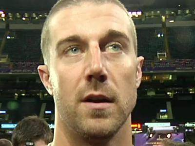 Alex Smith Is Ready to Help 49ers if Needed