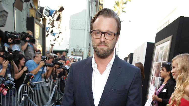 Joshua Leonard seen at the Los Angeles World Premiere of New Line Cinema's and Metro-Goldwyn-Mayer Pictures' 'If I Stay' held at TCL Chinese Theatre on Wednesday, August 20, 2014, in Hollywood. (Photo by Eric Charbonneau/Invision for Warner Bros./AP Images)