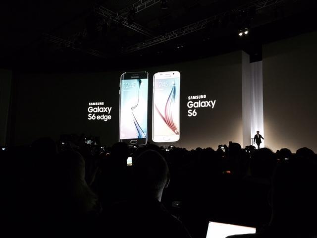 iPhone 6 presence loomed large in Galaxy S6 unveiling