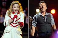 Madonna Tops List of Highest-Earning Tours of 2012