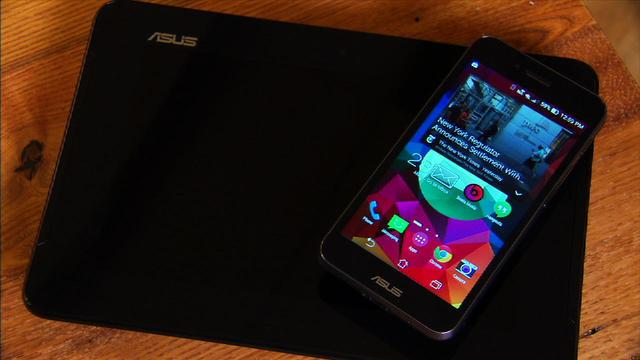 AT&T's Asus PadFone X handset does double-duty as a 9-inch tablet