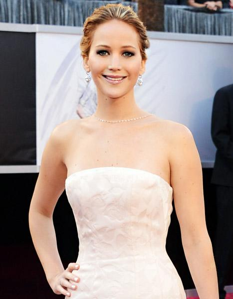 "Jennifer Lawrence: I'm ""Like a Chihuahua"" on the Red Carpet"