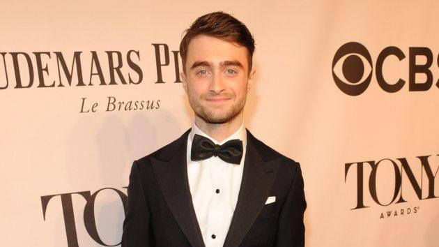 Daniel Radcliffe attends the 68th Annual Tony Awards at Radio City Music Hall on June 8, 2014 in New York City -- Getty Images