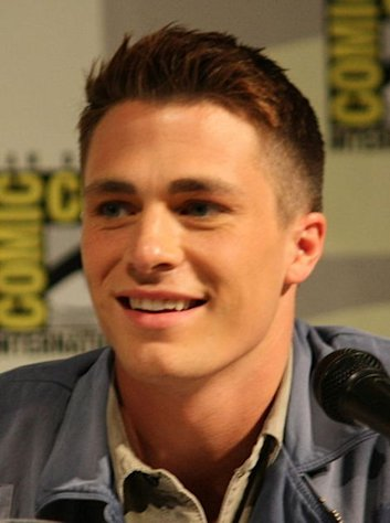Colton Haynes