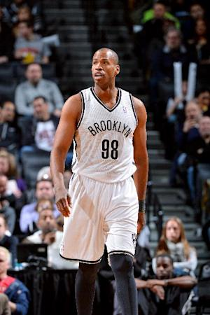 Jason Collins signs for rest of season with Nets