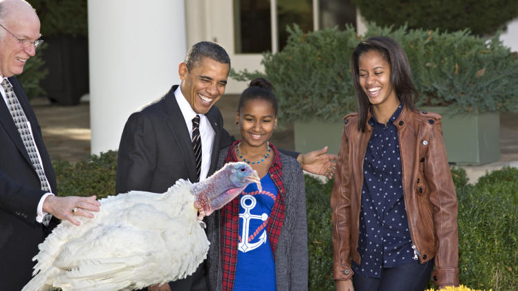 Turkey pardon