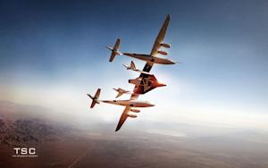 Virgin Galactic to Launch New Cargo Plan, Spaceship Design