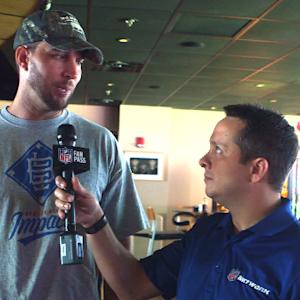 St. Louis Cardinals pitcher Adam Wainwright hosts charity fantasy league
