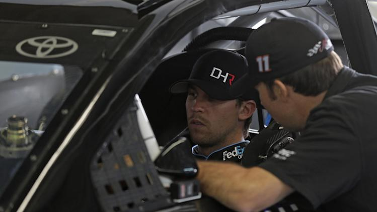 Hamlin, Herring fill in for Vickers in Nationwide