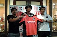 Albirex (S) unveil Hotta as captain
