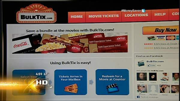 Going to the movies for less