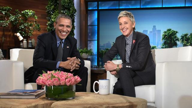 Ellen DeGeneres Shares Touching Tribute Montage to the Obama Family