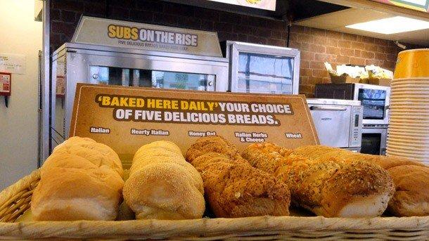 Subway to Remove Chemical From Sandwich Bread Following Blogger's Protest