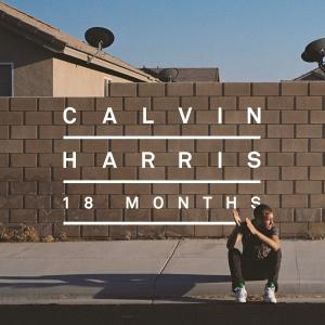 "This CD cover image released by Sony Music Distribution shows ""18 Months, the latest release by Calvin Harris. (AP Photo/Sony Music Distribution)"