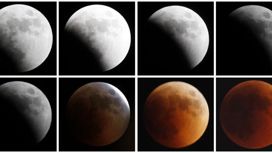 There's No Excuse for Missing Tomorrow's Total Lunar Eclipse