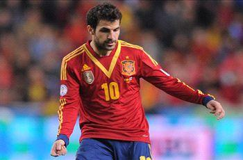 Fabregas: The only thing left for Spain to do is beat Brazil