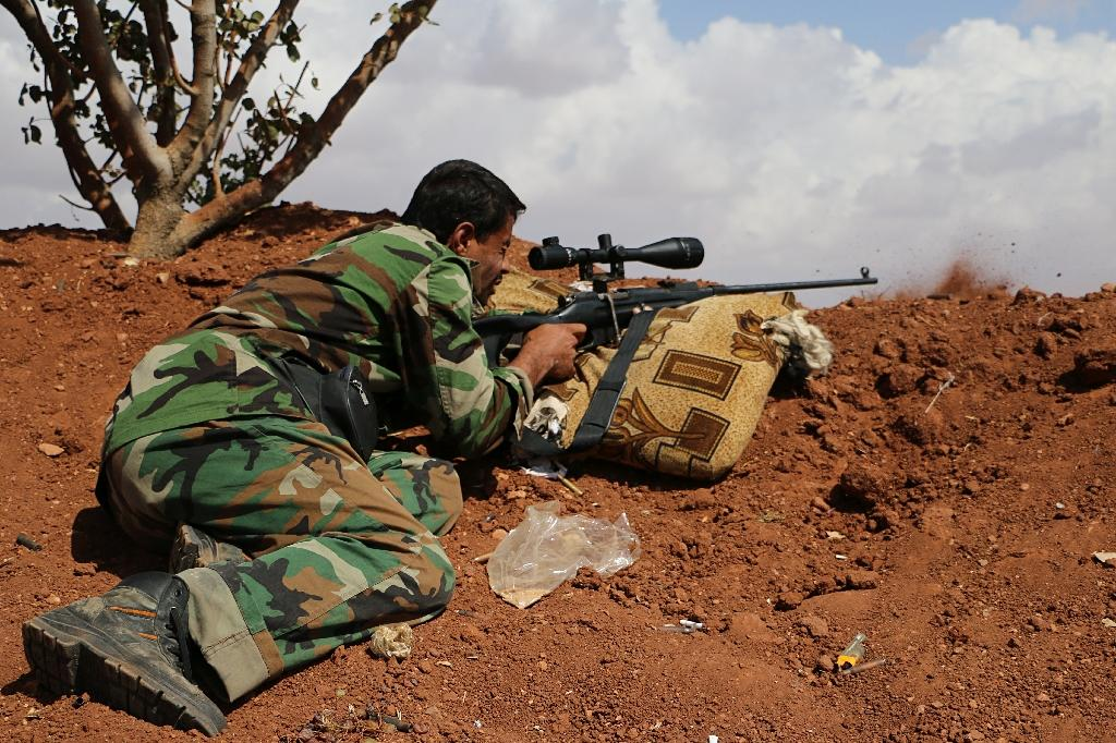US halts failed program to train Syrian rebels