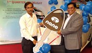 Tata Motors has announced the first winner of the lucky draw contest under the Tata Delight programme in