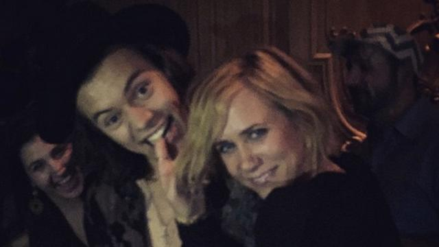 Harry Styles and Kristen Wiig Dance Party After 'SNL' Performances