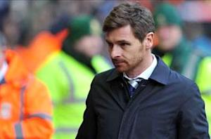 Tottenham manager Villas-Boas: McDermott sacking is 'extremely disappointing'