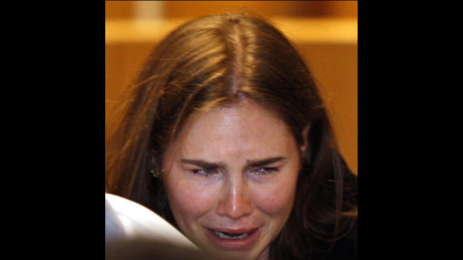 Amanda Knox book, interview go on as planned