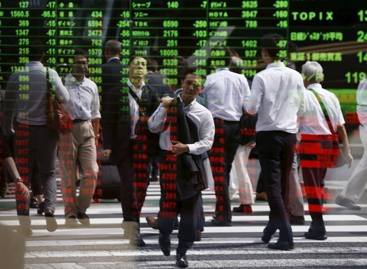 Asian shares rally, shrug off China PMIs