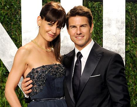 "Tom Cruise Breaks His Silence on Katie Holmes Divorce: ""I Didn't Expect It"""