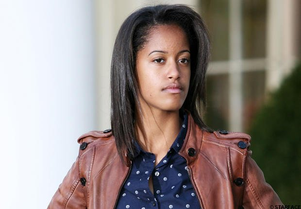 Malia Obama: La First Child n'a pas le droit au faux pas
