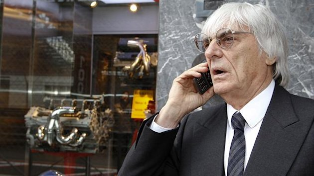 Formula One commercial supremo Bernie Ecclestone (Reuters)