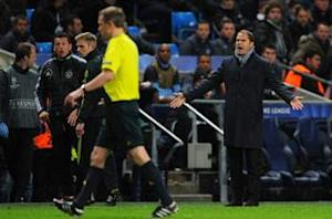 De Boer: Ajax disappointed with Manchester City draw