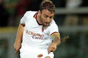 De Rossi rejects Manchester United move