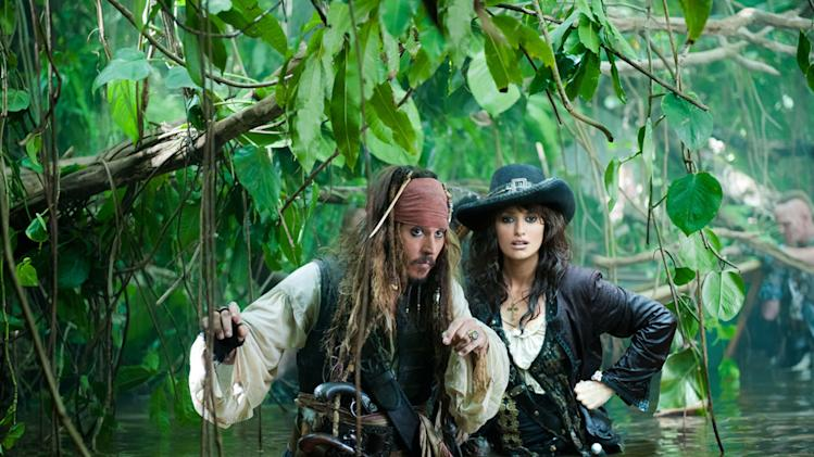Five Film Facts Pirates of the Caribbean On Stranger Tides