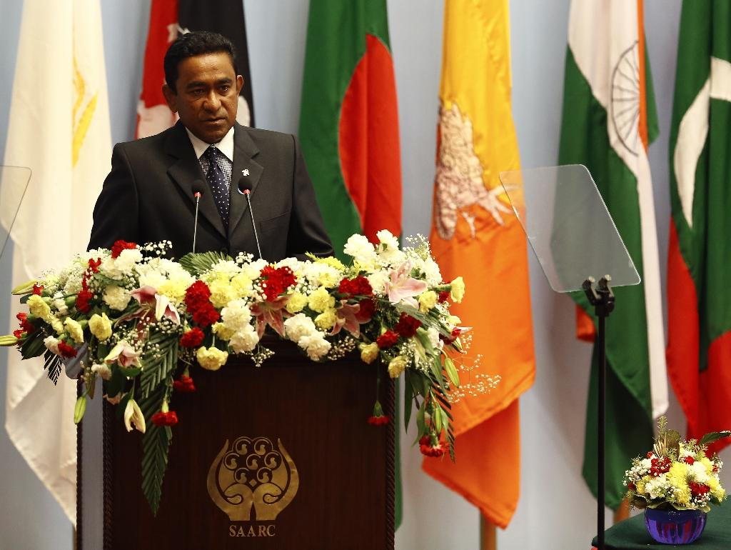 Maldives warns India over pressure to free ex-president