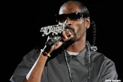 Snoop Dogg performs at Red Rocks Ampitheater in Colorado