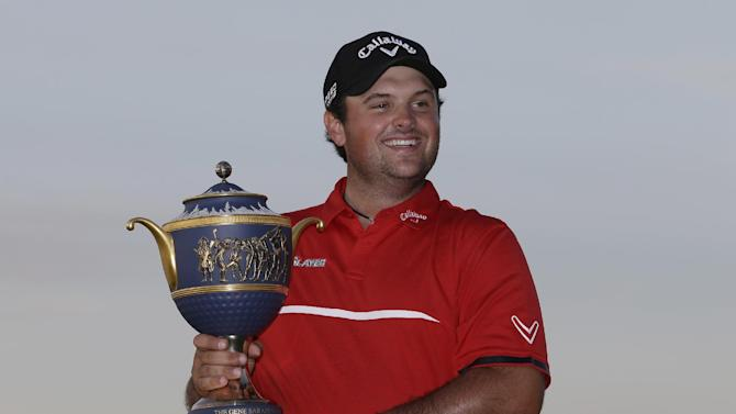 'Top 5' label sure to follow Patrick Reed