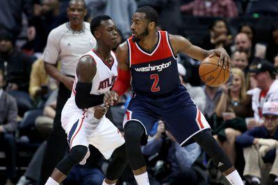 NBA playoffs schedule and results: Hawks leading Wizards in 2nd round