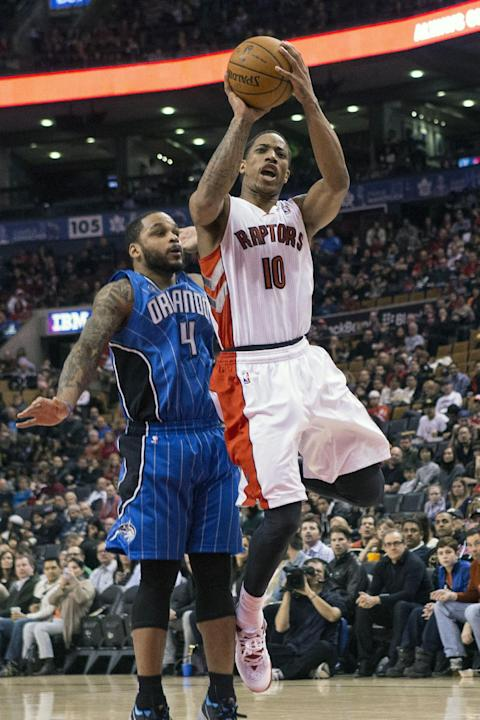 Lowry scores 28 and Raptors beat Magic 105-90