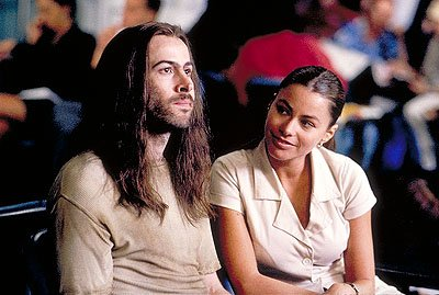 Jason Lee and Sofia Vergara of Touchstone's Big Trouble