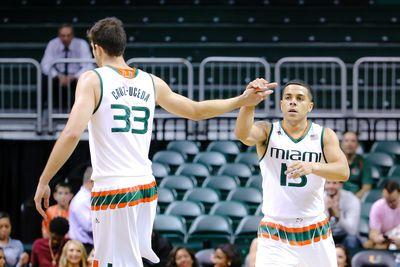 Miami basketball is experiencing its fairy tale success all over again