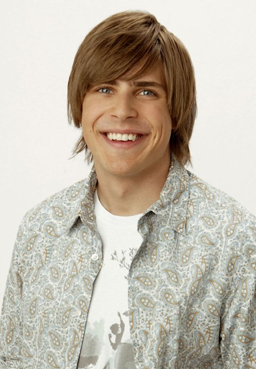 Chris Lowell stars as Dell in Private Practice. 