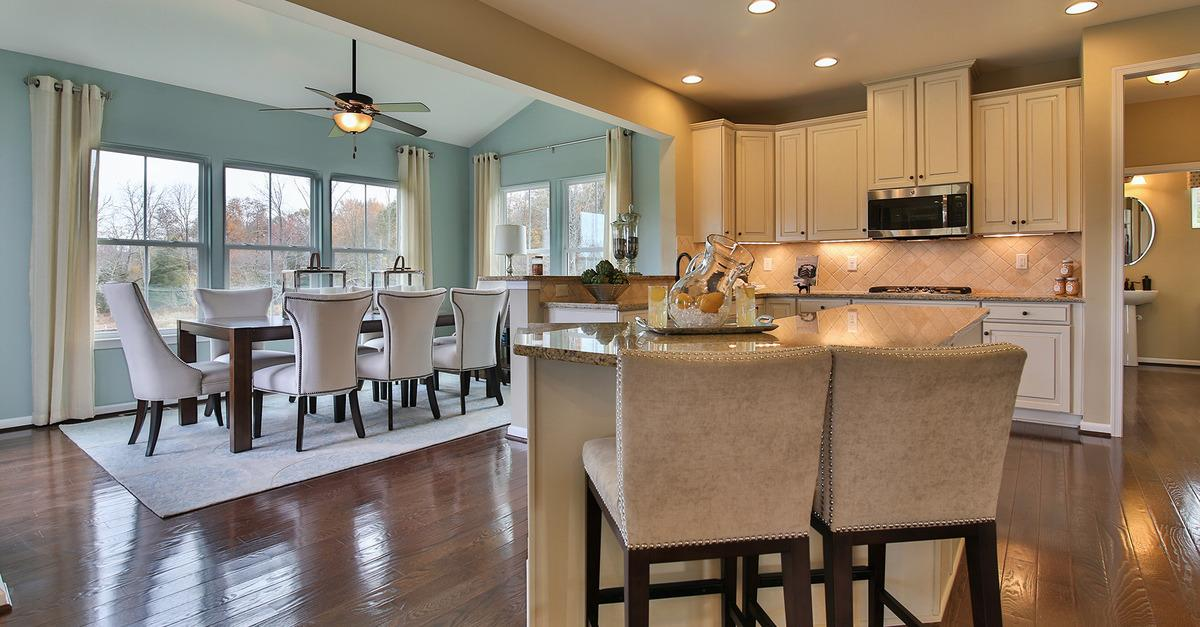 New Phases in Ryan Homes' Communities in Mars, PA