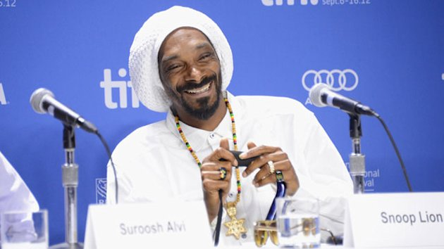 Snoop Lion Talks Reggae Transformation